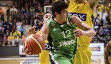 El ex LEB DiBartolomeo castiga al Maccabi con la peor derrota en Liga de su historia (Vídeo)
