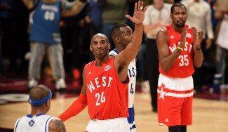 El último baile de Kobe en el All-Star…
