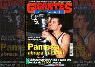 """La Copa de Rodilla: """"Siempre me acuerdo de aquella portada de Gigantes"""" (Vídeo 1998)"""