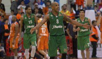 El Maccabi Haifa remonta 5 puntos en 5 segundos. Si te pasa, ¿con qué cara te quedas? (Vídeo)