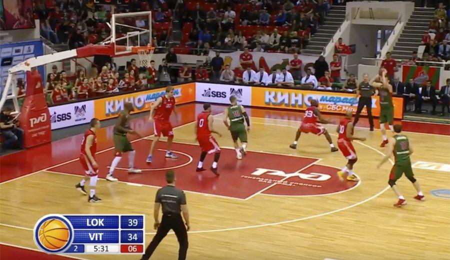 El Lokomotiv de Claver bate récords: supera las marcas de triples de NBA, VTB, Euroliga y ACB (Vídeo)