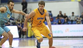 Estrella inesperada en Khimki: Vyaltsev mete 40 puntos con ¡12 triples!, récord VTB (Vídeo)
