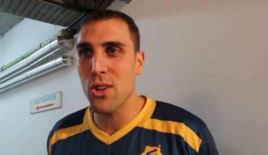 """Aguilar saca pecho tras salirse en los cuartos: """"Nadie daba un duro por nosotros"""" (Vídeo)"""