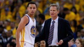 ¿A la misma altura? Kerr equipara a Curry con Michael Jordan, dentro y fuera de la cancha