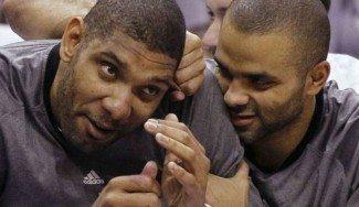 Los Spurs ganan en Houston: Duncan supera a Malone y Parker a Magic. ¡Histórico! (Vídeo)