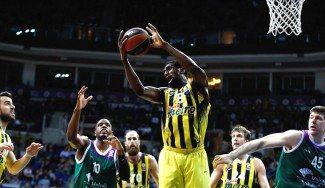 Udoh tiene ofertas del Fenerbahçe, el CSKA y de 6 equipos NBA. La decisión, muy pronto