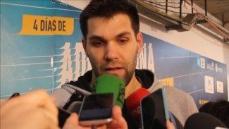 """Felipe frena la euforia: """"¿Que la final era hoy? Eso son tonterías que no ayudan"""" (Vídeo)"""