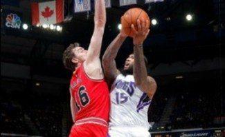Pau planta cara a Cousins y los Bulls ganan en Sacramento sin Butler (Vídeo)
