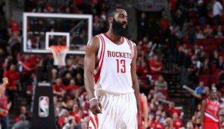No hubo forma de pararle: los Rockets remontan a los Blazers con un estelar Harden
