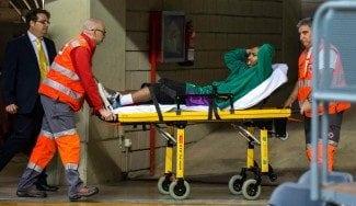 El Unicaja gana en Tenerife pero pierde a Jamar Smith: se lesiona el tobillo calentando
