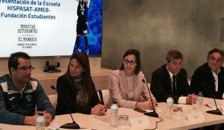 Pioneros: Estudiantes presenta la 1º escuela de formación en silla de ruedas en España