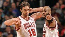 Desesperante: otra derrota de los Bulls y un brillante Pau (20+10), único pívot sano (Vídeo)