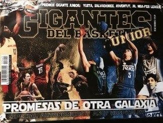 Los mejores 'Jedi' del baloncesto de formación. ¡Gigantes Junior, a la venta!