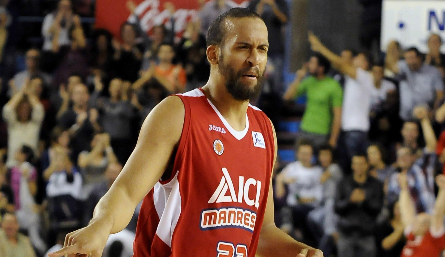 Más cambios en Manresa: el ala-pívot Ricky Sánchez deja el equipo y vuelve a Puerto Rico