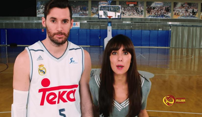 """Rudy y Abrines unidos por una """"Basket Lover"""""""
