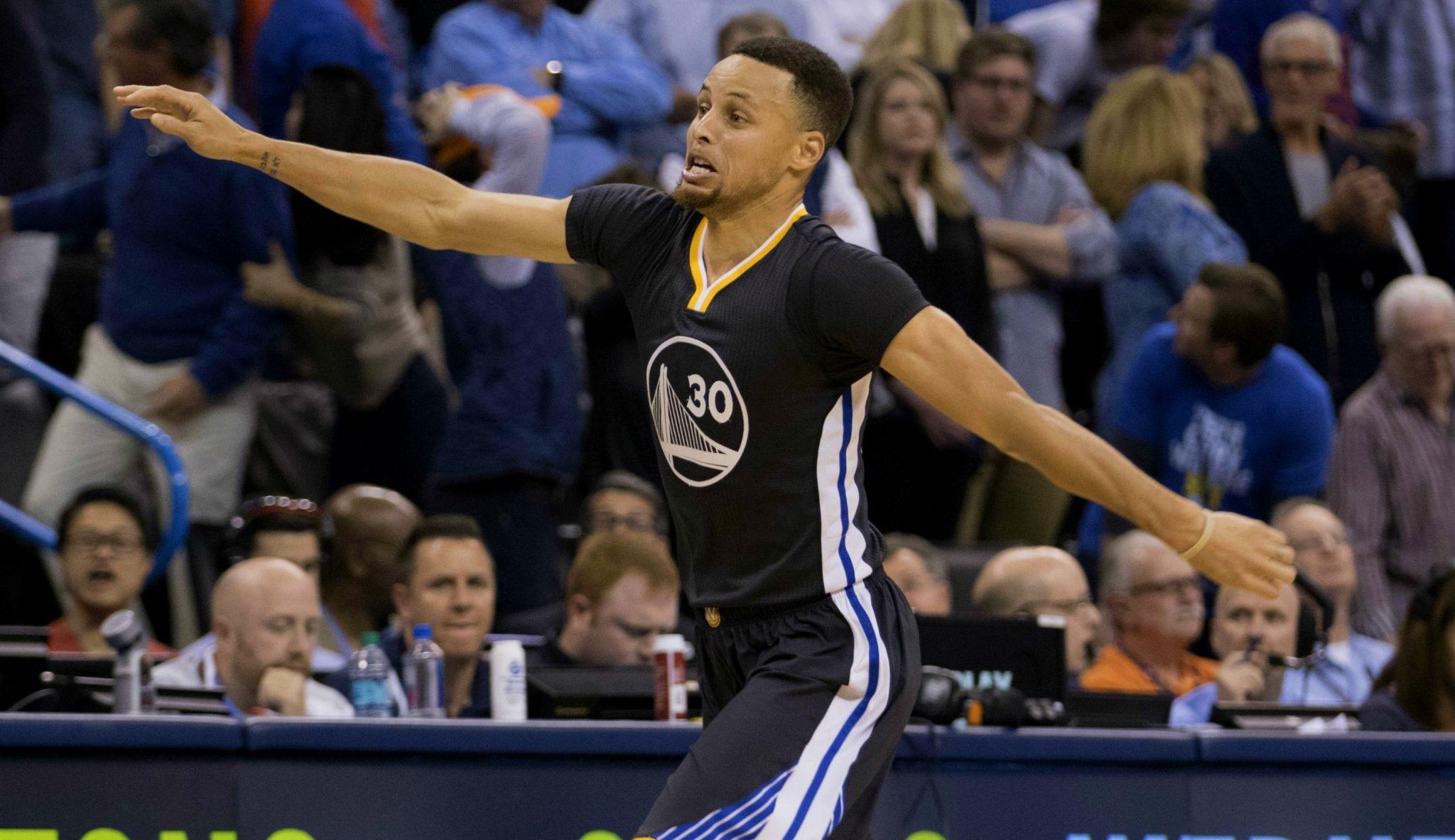 Magic, sobre Curry: «Puede ser el mejor que hayamos visto jamás». Toda la NBA, a sus pies