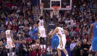 Westbrook no es suficiente: Anthony Davis coge el mando y los Thunder caen (Vídeo)