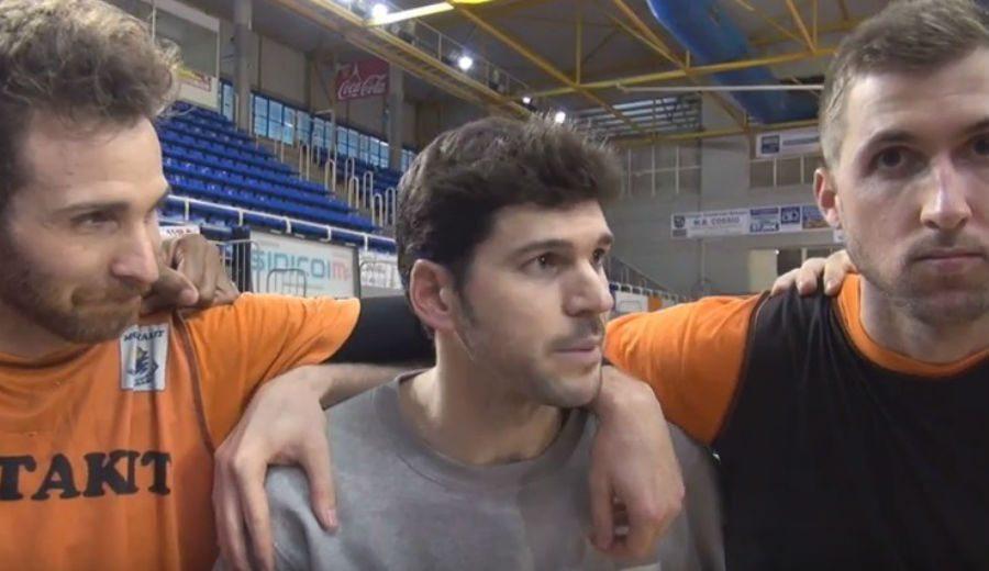 En Fuenlabrada se superan y los jugadores se inspiran: «¡Vamos a liarla en la Copa!» (Vídeo)