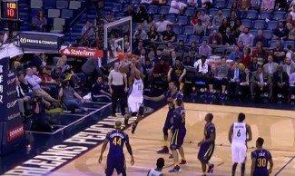 Zarpazo de los Grizzlies a los Pelicans en el último cuarto. Vince Carter, rejuvenecido