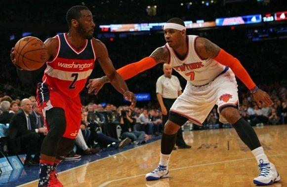 Ni con Rambis: Los Knicks siguen perdiendo. No te pierdas el duelo Wall-Carmelo (Vídeo)