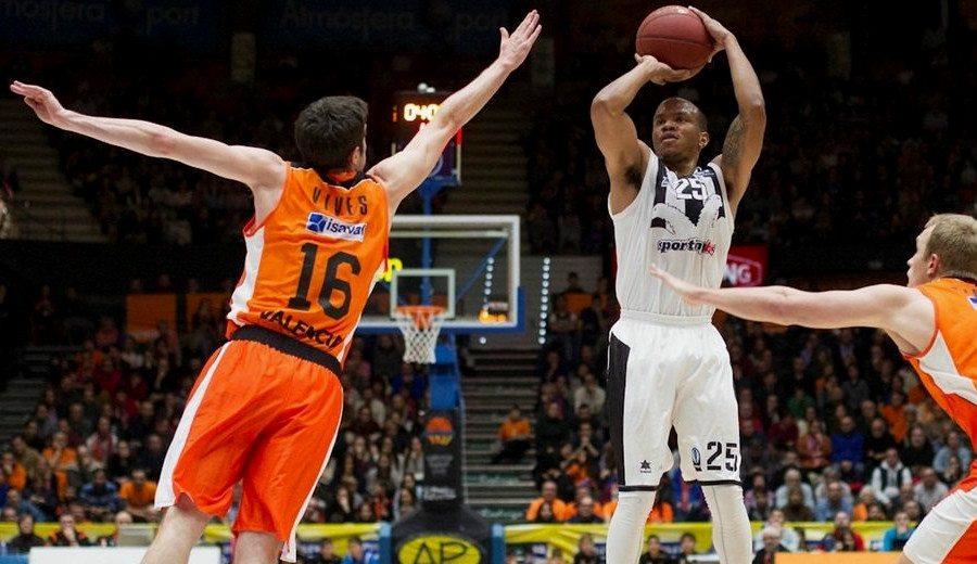 El Valencia cae en Salónica: tercera derrota seguida en Eurocup y se complica el pase