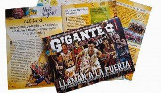 Pedagogía del baloncesto. Conoce el proyecto ACB Next en nuestra revista Gigantes Junior