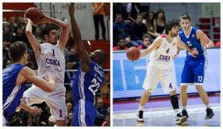¿Los Splash Brothers europeos? Mira cómo deciden De Colo y Teodosic para el CSKA (Vídeo)