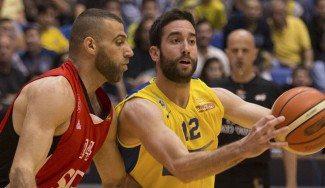 "El Maccabi pierde ante Blatt jr. Tabak: ""Ni Kobe ni Jordan podrían ayudarnos"" (Vídeo)"