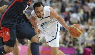 El último baile: Ginóbili vuelve cuatro años después para jugar los Juegos con Argentina