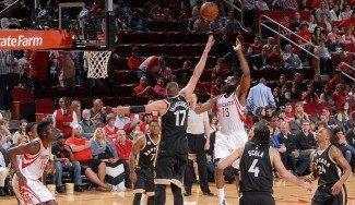 Del triple-doble de Harden a los Raptors al canastón sin premio de Kemba a los Pistons