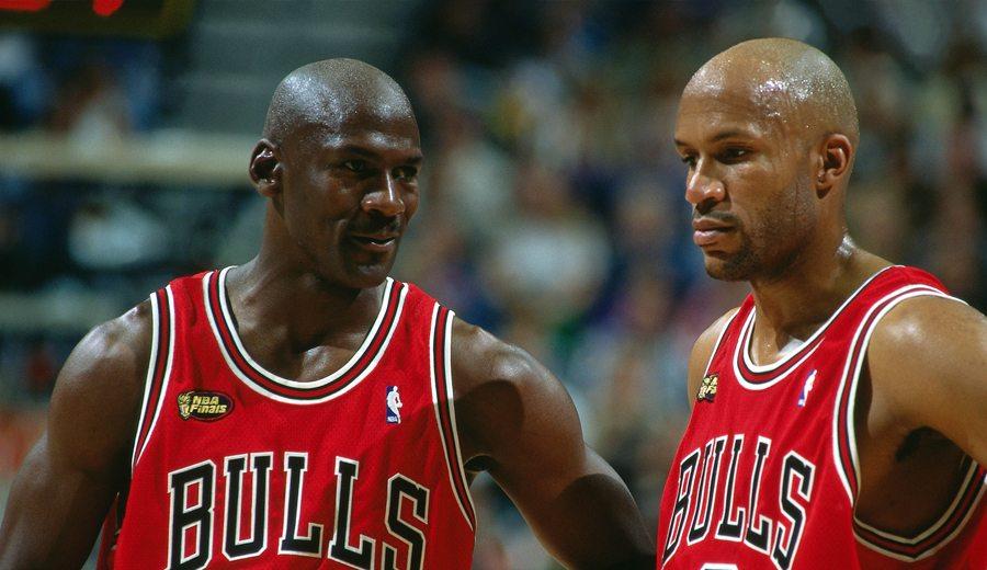 Una de las situaciones más curiosas de los 90 en la NBA. Jordan y su salario…