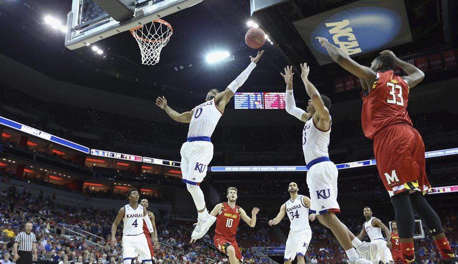 Cordura total en NCAA: Kansas-Villanova y Oregon-Oklahoma, por la Final Four (Vídeo)