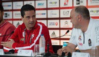 """El Madrid sólo ha ganado dos veces en El Pireo. Laso: """"Es el enemigo que nunca quieres tener"""""""