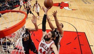 Chicago in; Utah out: Rose y Mirotic dejan a los Bulls en playoffs a la espera de Pau (Vídeo)