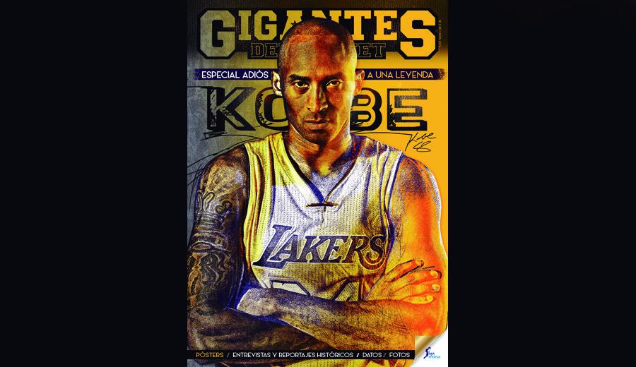 Especial Kobe: Adiós a una leyenda. Gigantes se despide de Bryant a lo grande
