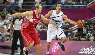 Prigioni anuncia que no estará con Argentina en Río. Campazzo-Laprovittola, ¿pareja olímpica?