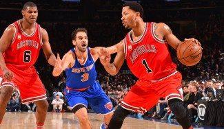 Los Knicks torean 2 noches seguidas a los Bulls. ¿Adiós a los playoffs? Pau, baja (Vídeo)