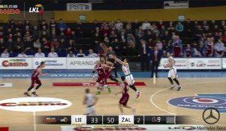 ¿Te acuerdas de él? El ex ACB Seibutis la mete desde su campo en Lituania (Vídeo)