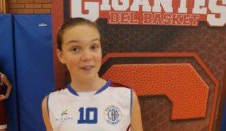 Superando una lesión y queriendo ser Allison Feaster. Así es Alejandra Ferreirós, de Alcobendas (Vídeo)