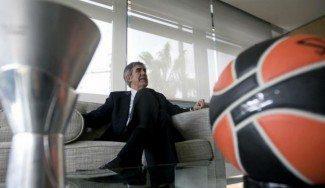 """Bertomeu, sobre la nueva Euroliga: """"Hemos llevado el baloncesto europeo donde nunca había estado"""""""