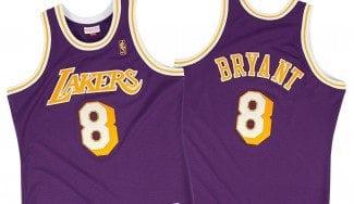 Kobe Bryant se convierte en el número 1 del deporte USA… ¡vendiendo camisetas retro!