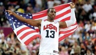 Chris Paul no estará en los Juegos de Río: aún quedan 6 bases en la preselección de EE.UU.