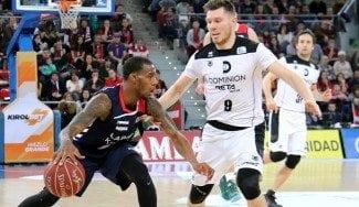 El Baskonia arrasa en el derbi con Adams MVP y el Obra rompe una racha de siete derrotas