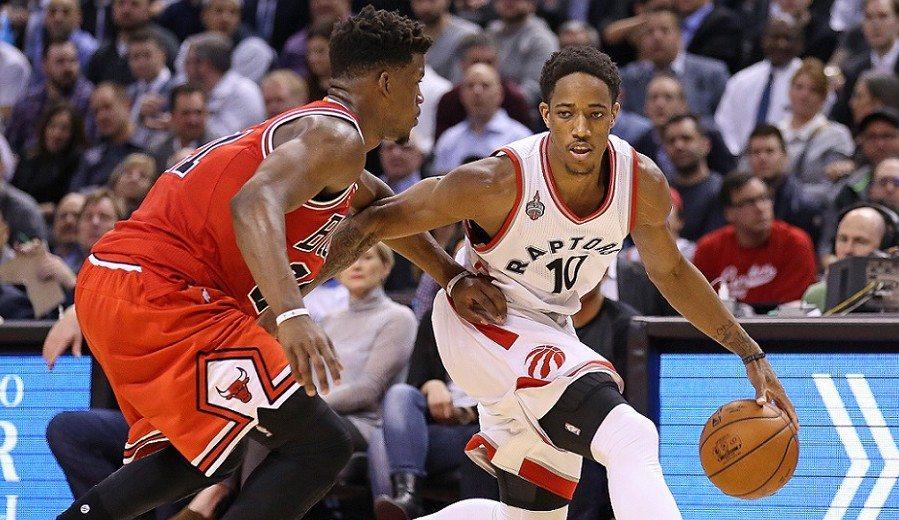Butler, decisivo en Toronto con su defensa final a DeRozan. Mirotic secunda a McDermott