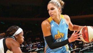 """Una MVP WNBA: """"Las mujeres no están en la tierra sólo para ser miradas por los hombres"""""""
