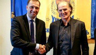 "El Khimki ficha a Ivanovic tras despedir a Kurtinaitis por ""resultados insatisfactorios"""