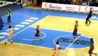 Euroliga femenina. Dos españolas, en el Top5 de jugadas del primer partido de cuartos (Vídeo)