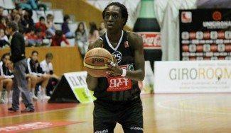 Golpe de efecto del Uni Girona: vuelve a fichar a Ibekwe, la MVP de la temporada pasada