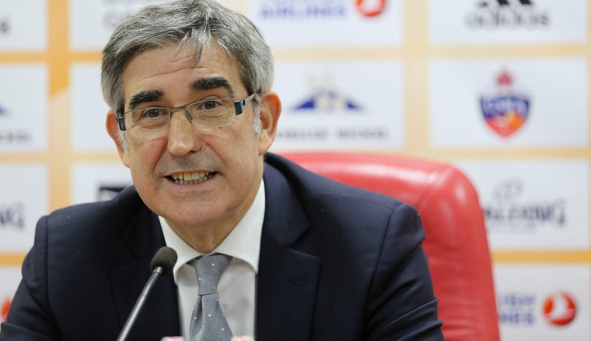 Bertomeu quiere «recompensar» a la ACB: una cuarta plaza en Euroliga si renuncia a la FIBA