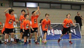 Todo preparado: la liga Jr. NBA-FEB en Madrid ya tiene horarios. Conoce a los 30 participantes